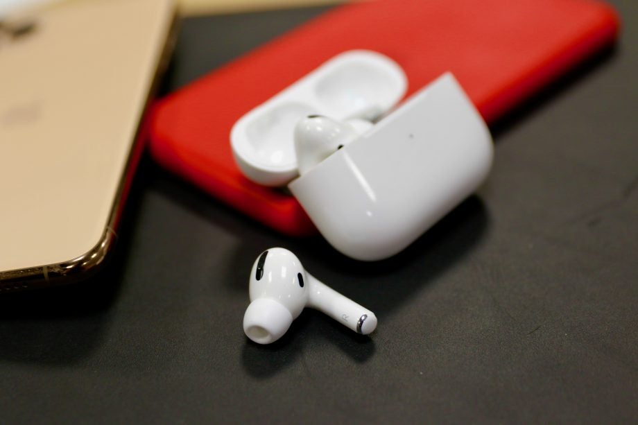 AirPods Pro with case
