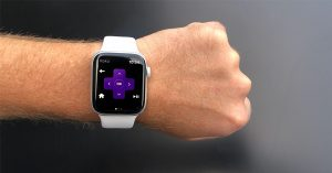 Roku Watch app for Apple Watch