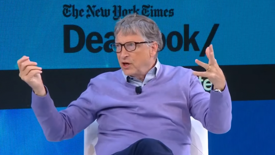 Bill Gates, talking about how Windows Phone should have beaten Android (again)
