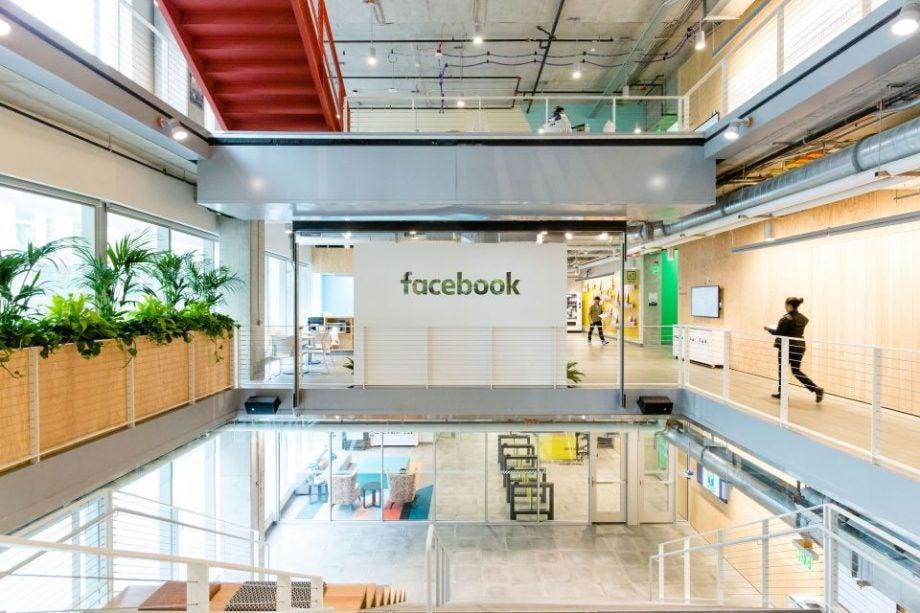 Facebook's Seattle office
