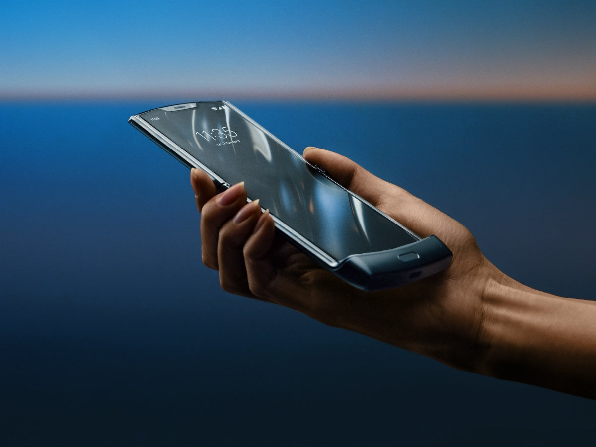 Motorola Razr's eye-watering cost unveiled as first pre-orders go live