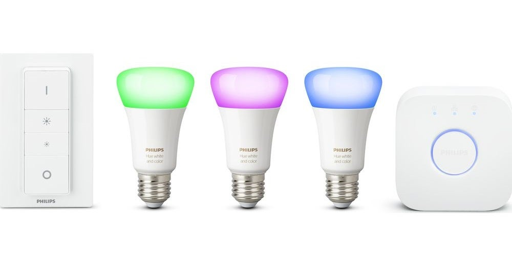 Philips Hue Deal: Get smart with this Starter Kit bundle for under £120