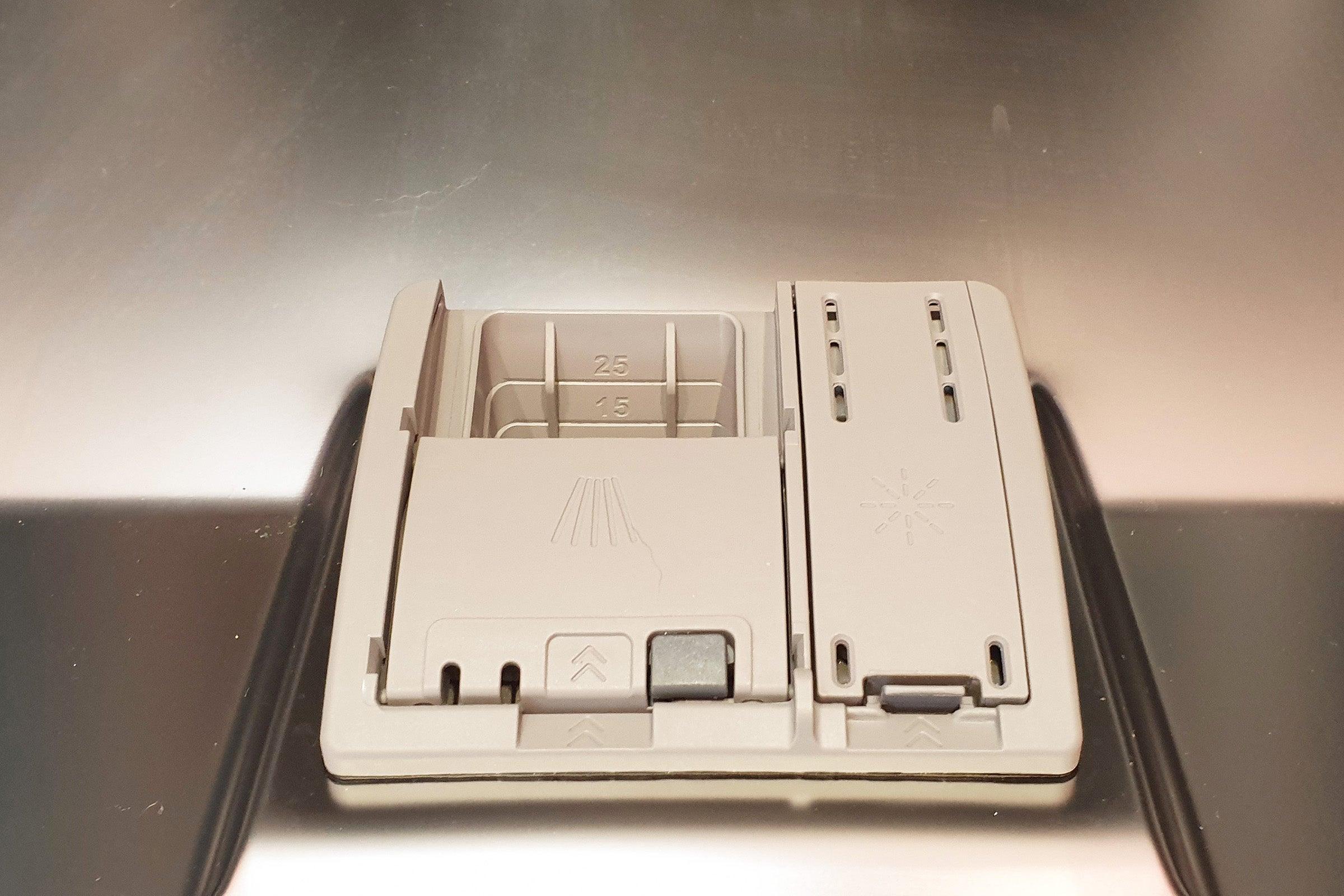 Bosch PerfectDry SMV68MD00G Detergent