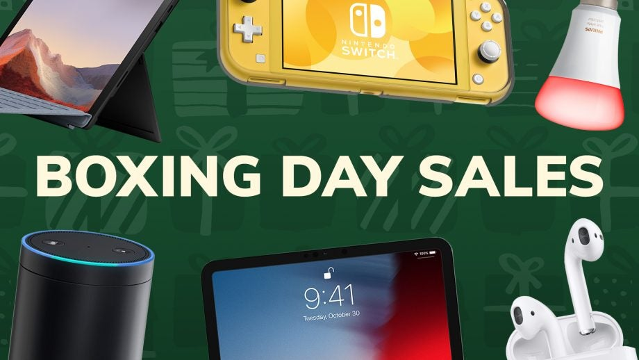Boxing Day Sale Deals