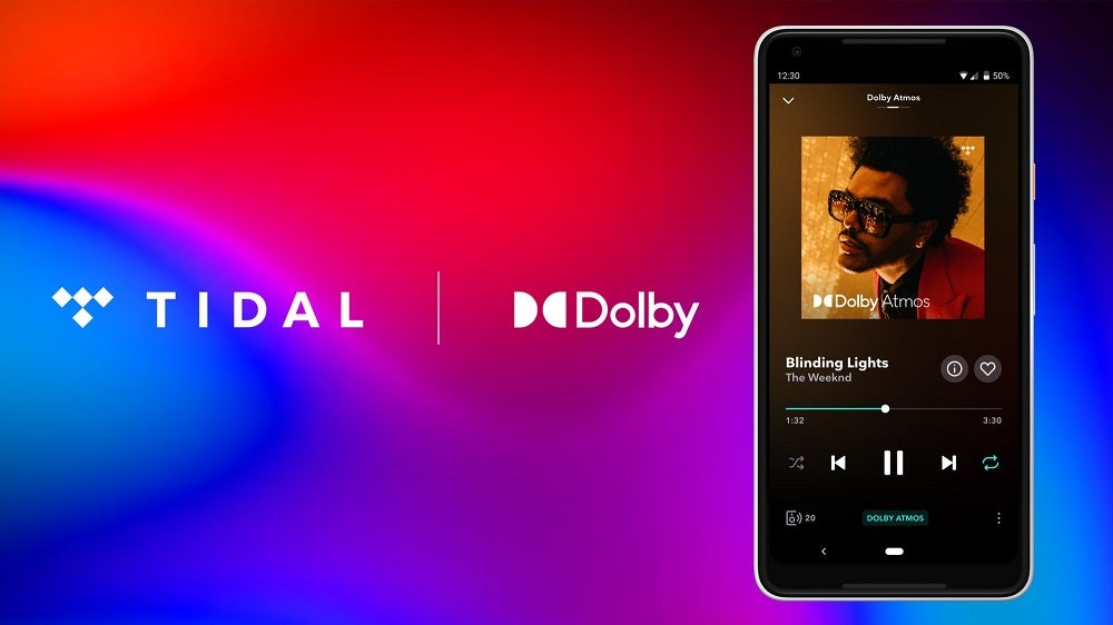 Dolby Atmos music now available to TIDAL HIFI subscribers