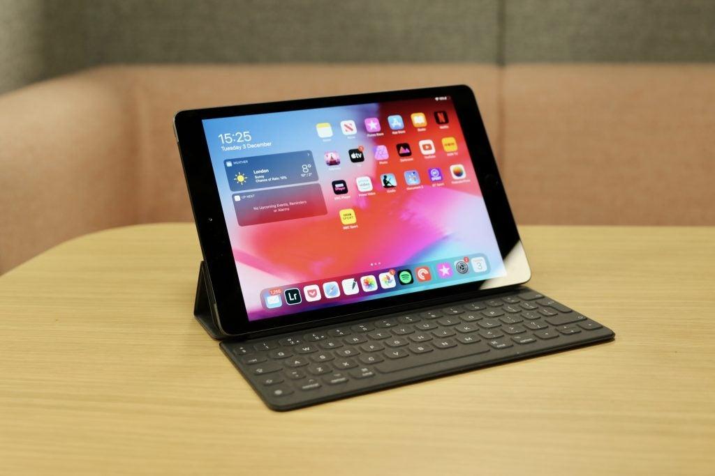 Best student tablet - Apple iPad 7