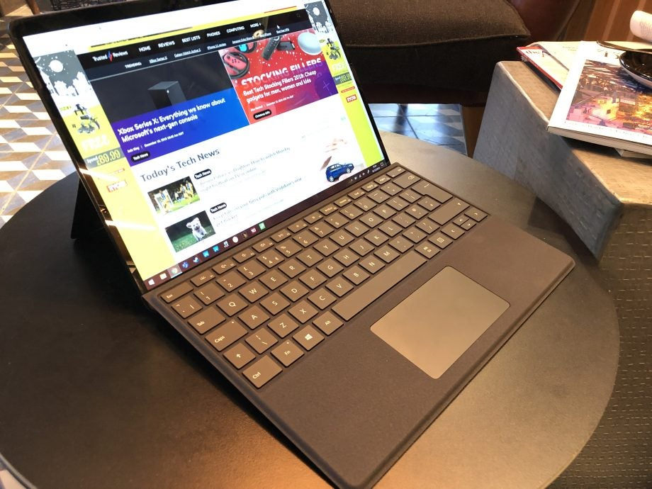 Surface Pro X Review