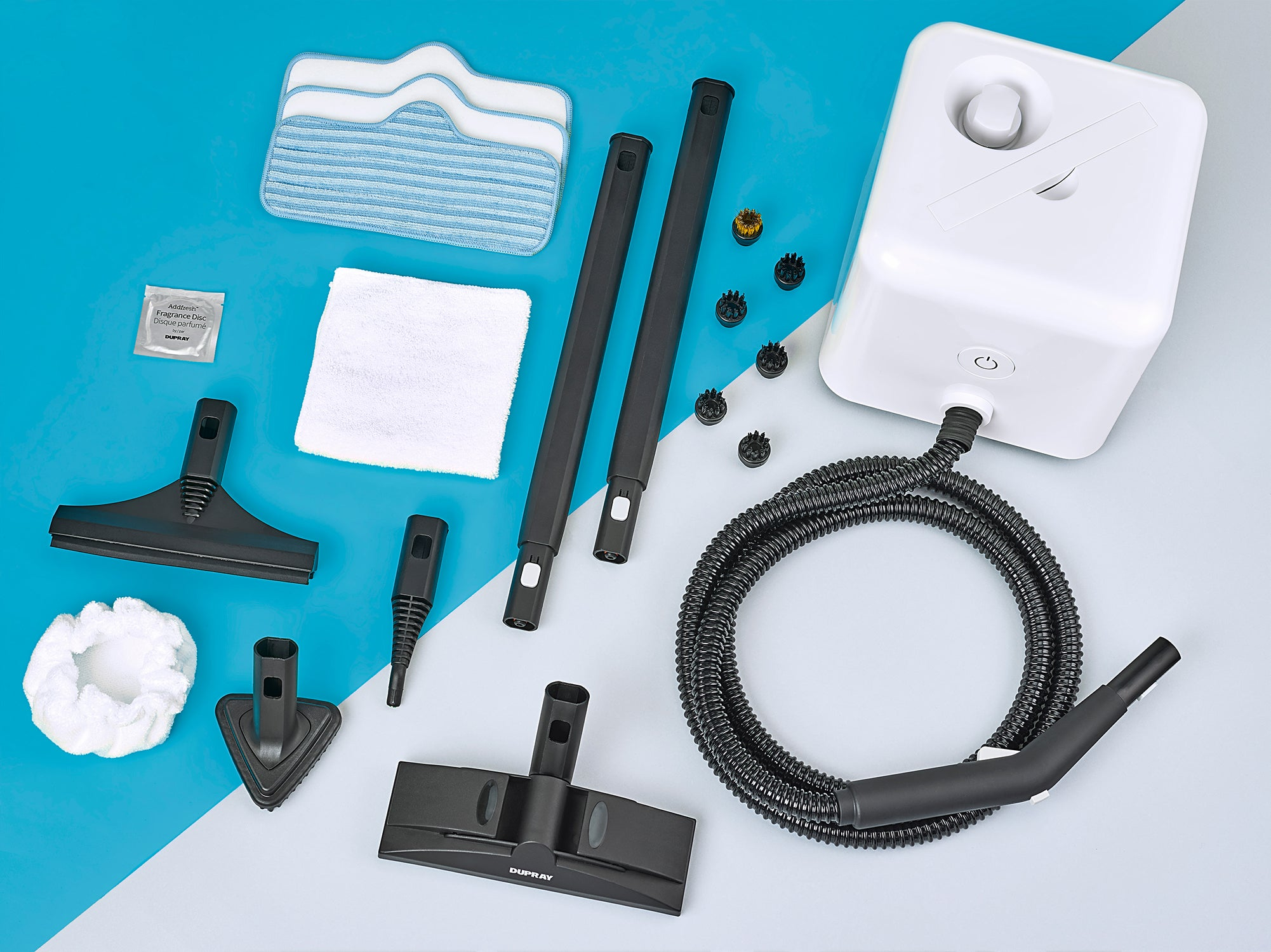Dupray Neat Steam Cleaner accessories