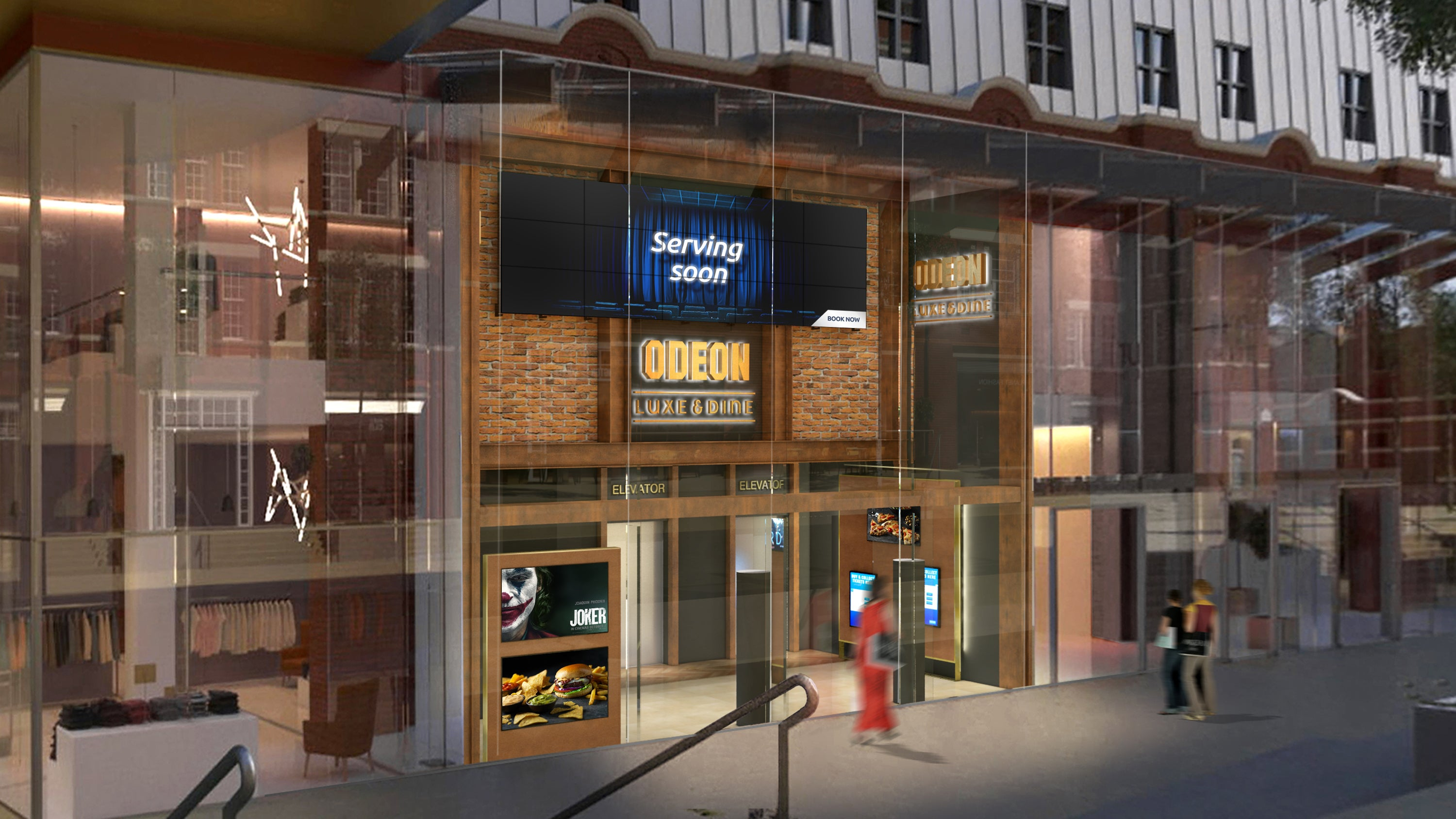"""Our Screen Not Yours"": Odeon is trialling phoneless film screenings this Christmas"