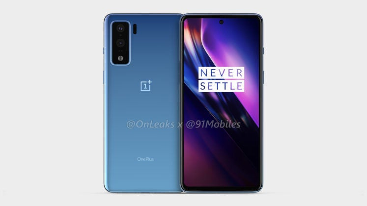 OnePlus 8 Lite renders hint at a return to cheaper phones