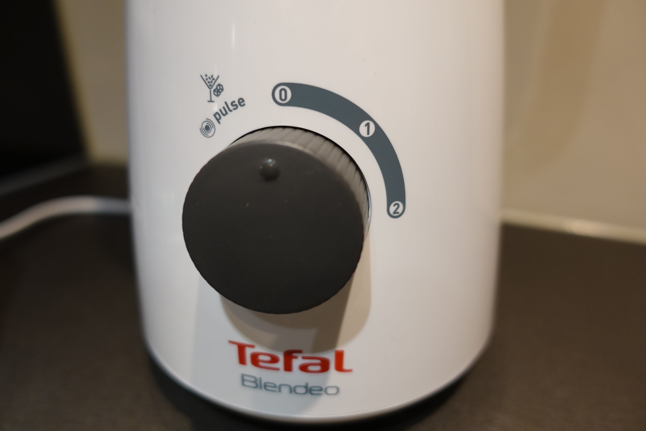 Tefal Blendeo BL2A3142 Blender controls