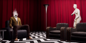 Twin Peaks VR - Image credit: WelcomeToTwinPeaks.com on YouTube , Showtime and Collider Games.