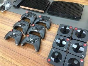 Atari VCS - Image credit: Atari on Medium: https://bit.ly/36mTWrQ