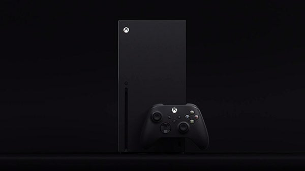 Say hello to Microsoft's next-generation console: Xbox Series X