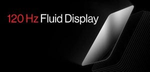 OnePlus 120 Hz Fluid Display image
