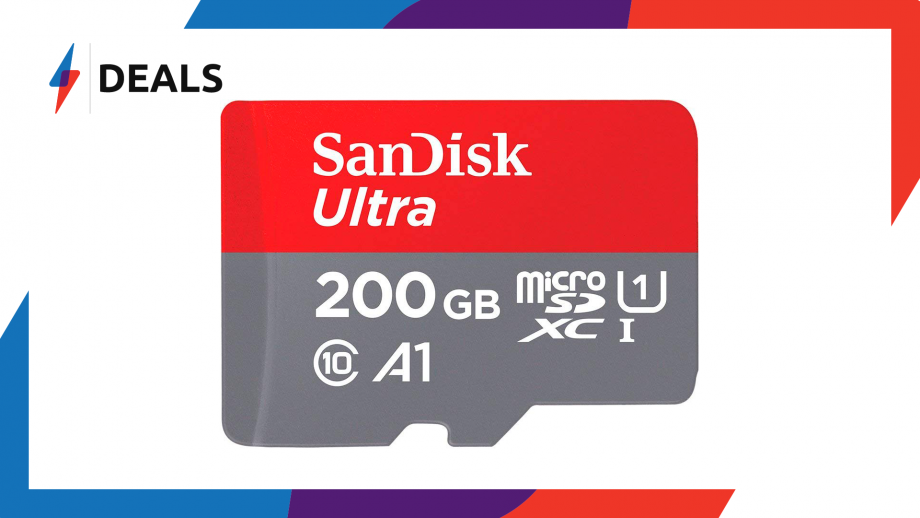 200GB SanDisk Micro SD Deal