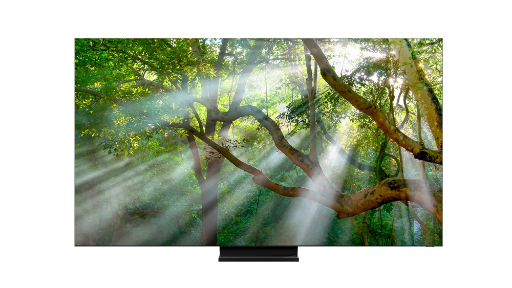 The Q950T is Samsung's next-gen intelligent 8K QLED TV for 2020 | Trusted Reviews