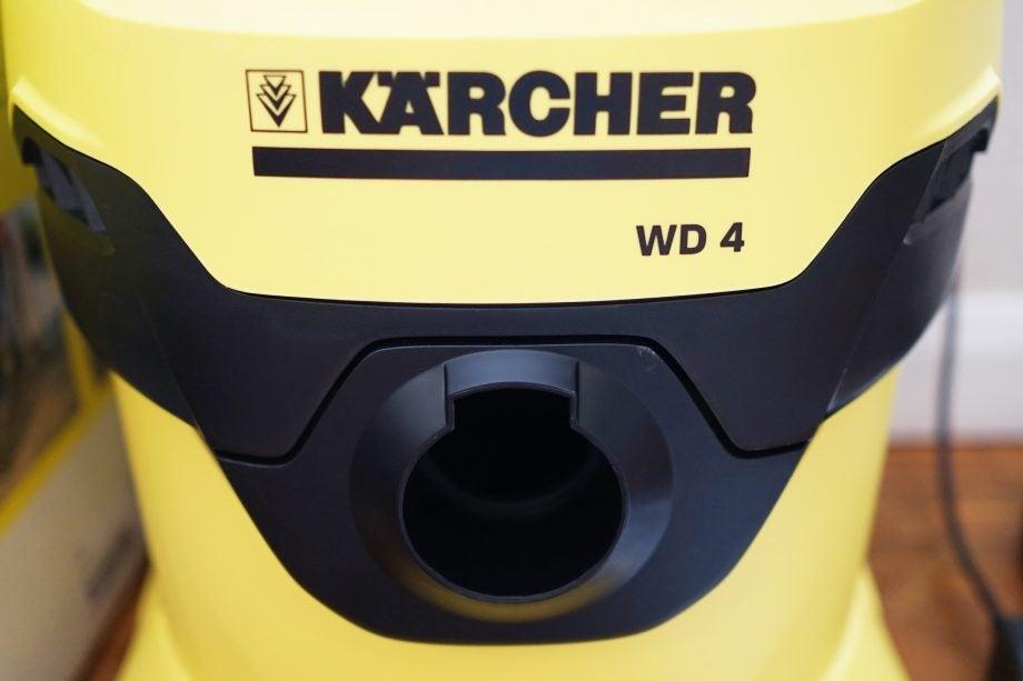 Karcher WD4 - Meilleur aspirateur