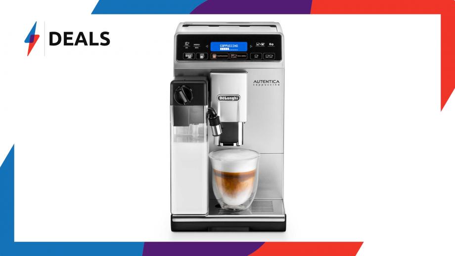 De'Longhi Bean to Cup Coffee Machine deal