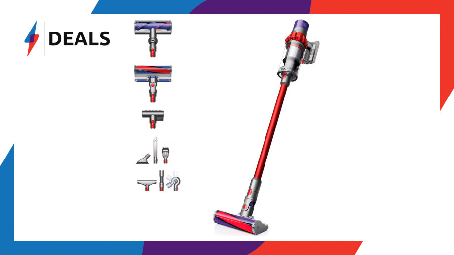 Dyson Cyclone V10 Total Clean Deal