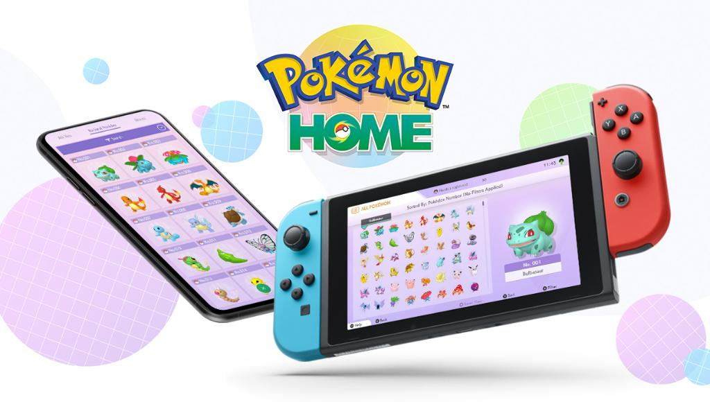 Pokemon Home is coming our way in February 2020