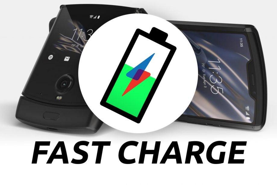 Fast Charge: Motorola Razr.