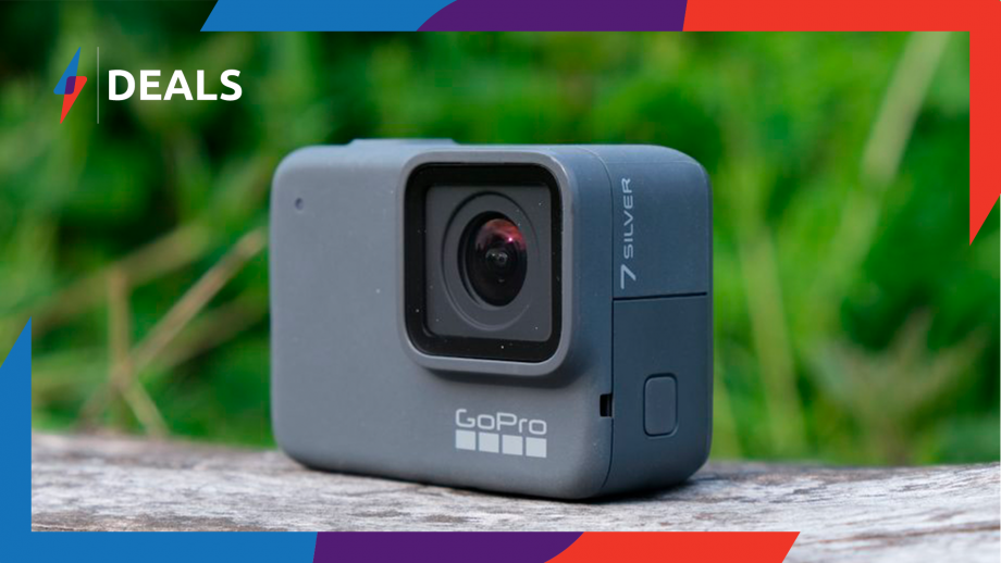 GoPro HERO7 Silver Deal