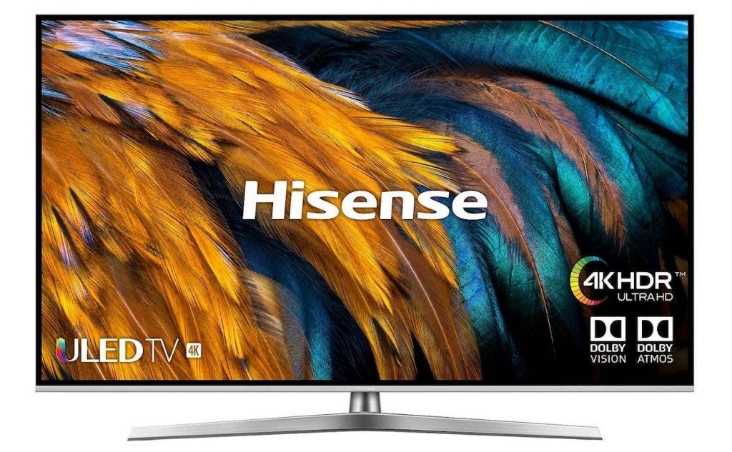 Hisense H55U7B
