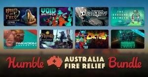 Humble Bundle Australia Fire Relief