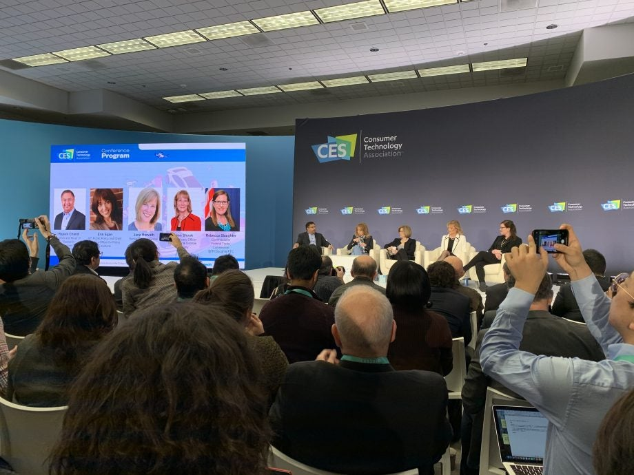 Chief Privacy Officer Roundtable CES