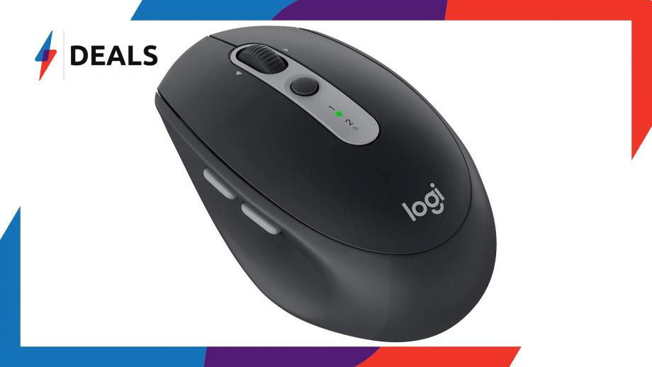 Logitech M590 silent wireless mouse deal