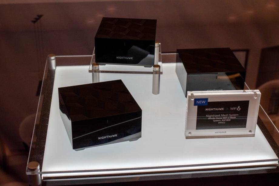 Nighthawk Mesh WiFi 6 System