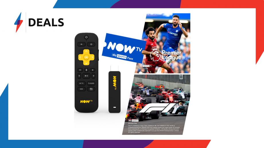Now TV Smart Stick and SKy Sports Bundle
