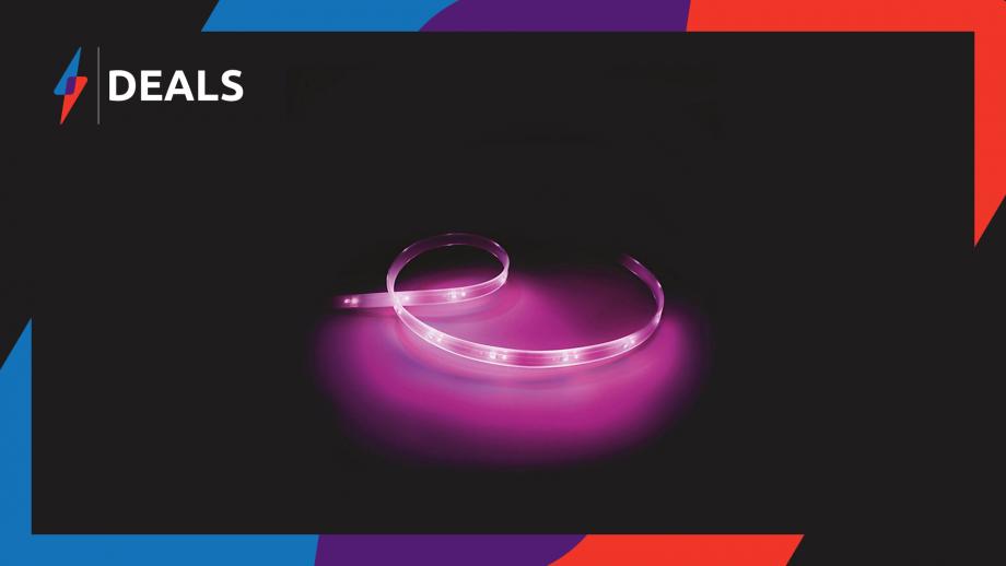 Philips Hue light strip deal