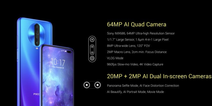 Poco X2 The Sequel To The Pocophone F1 Has Just Been Launched