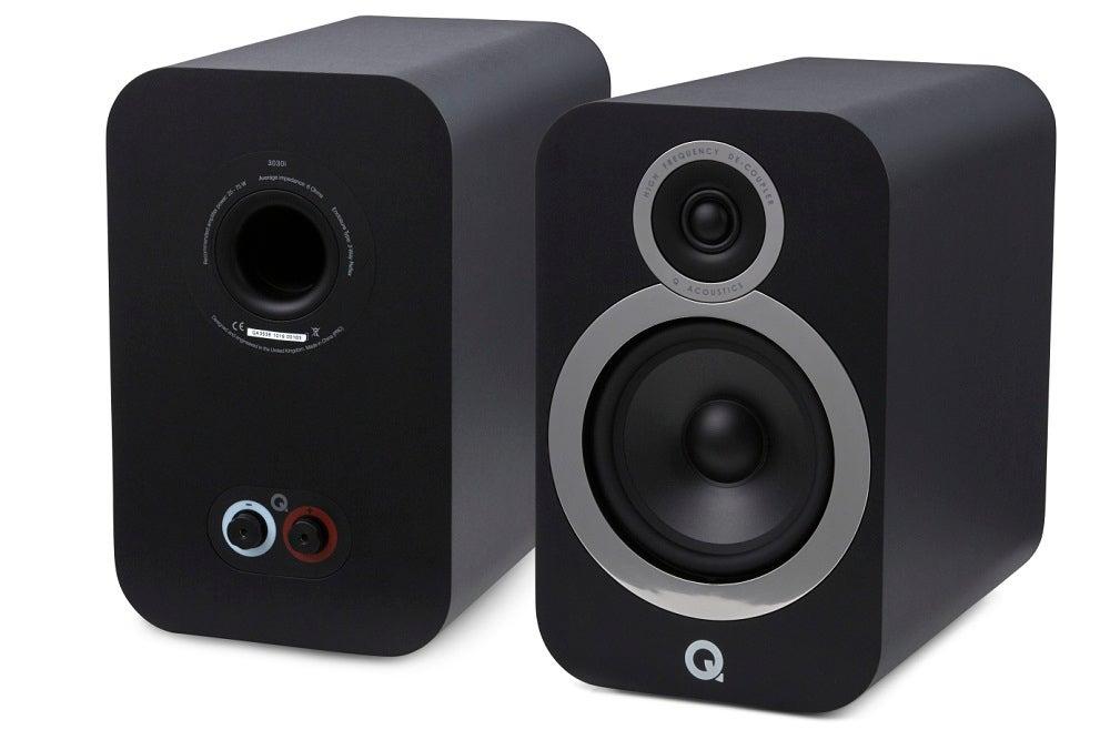 Q Acoustics Adds Powerful 3030i To Award Winning 3000i
