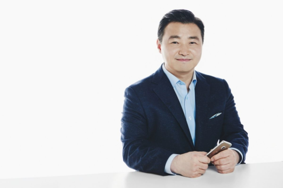 Tae Moon Roh: Who is Samsung's new smartphone boss?
