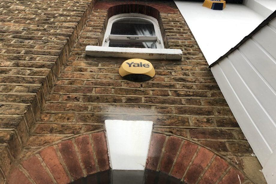 Yale Smart Sync Home Alarm Alarm Box