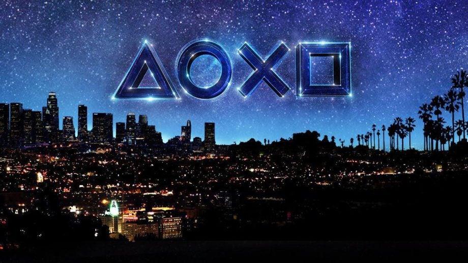 Sony E3 2020