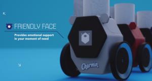charmin rollbot