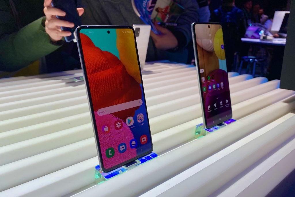 Samsung Galaxy A51 Дата выхода и новости