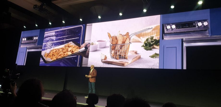 LG InstaView ThinQ Oven