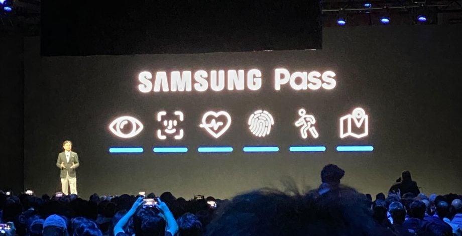 Samsung Pass Face ID