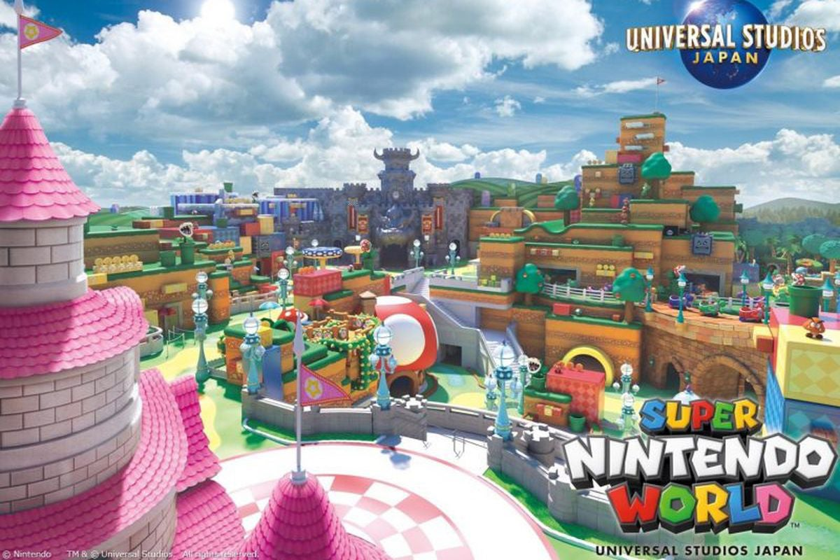 Next Super Nintendo World location confirmed, but don't book your plane ticket yet