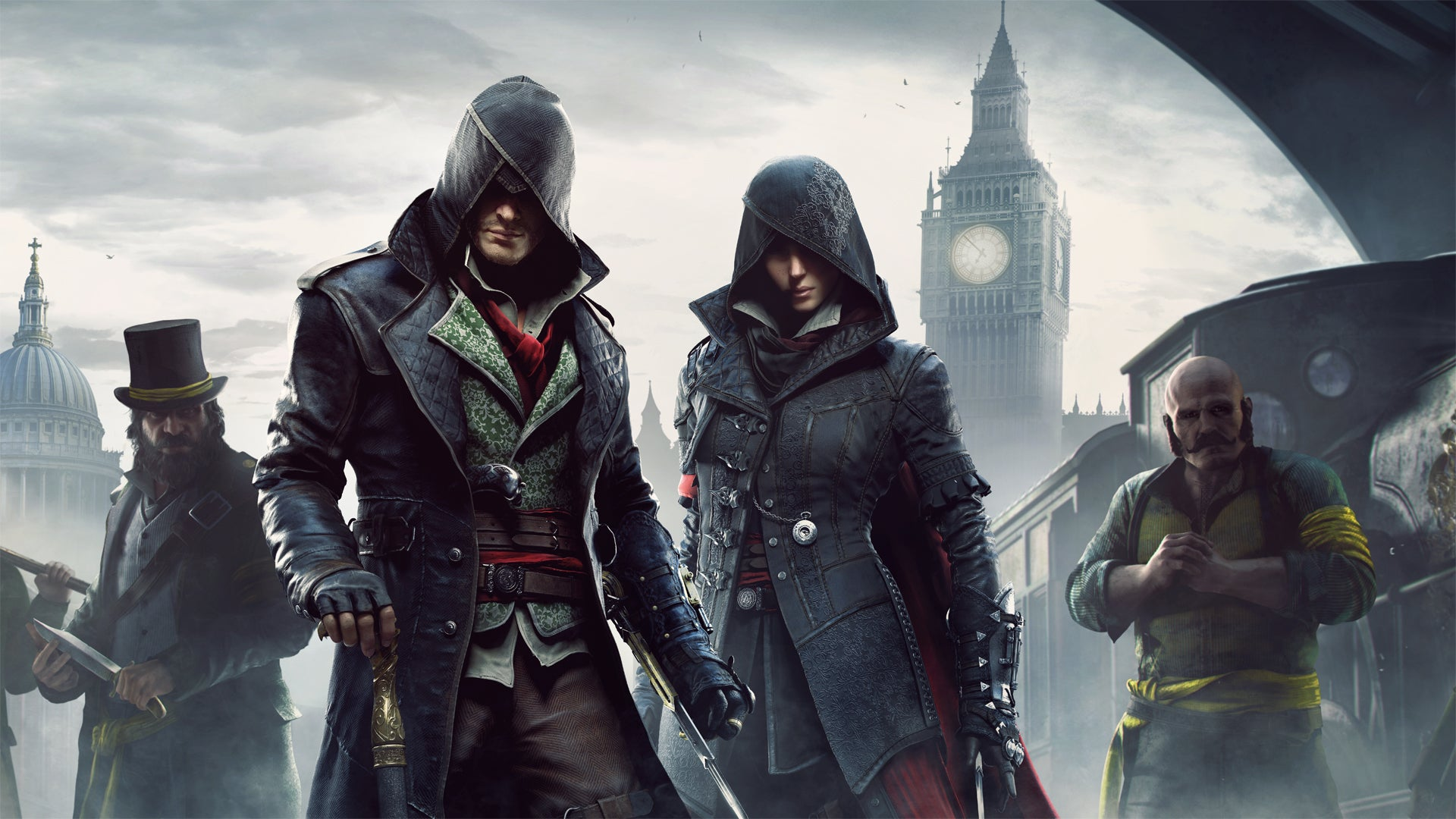 Epic Games Store's latest free offering takes you to Victorian London