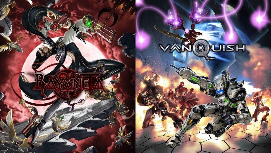 Vanquish and Bayonetta