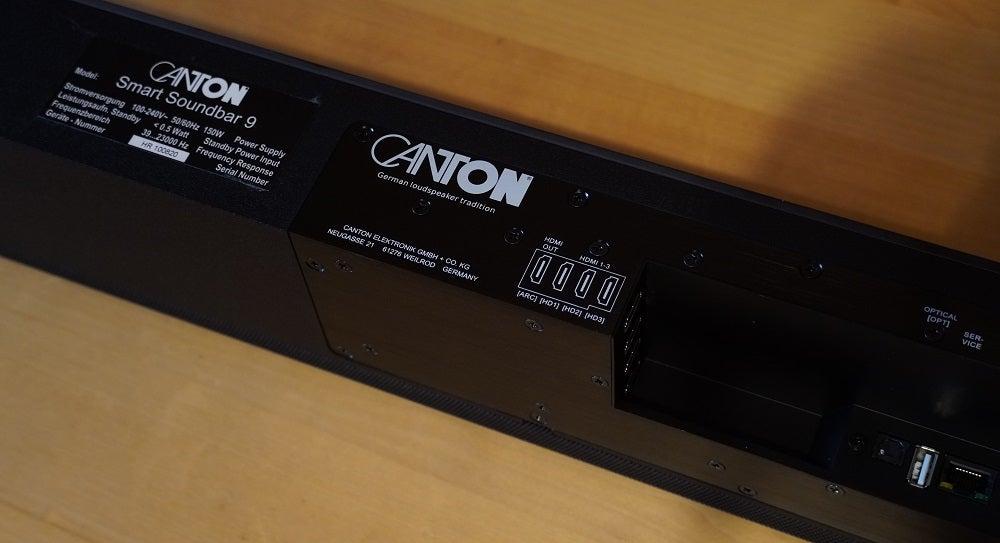 Canton Smart 9