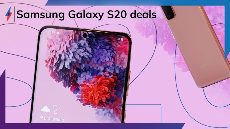 Galaxy S20 Deals