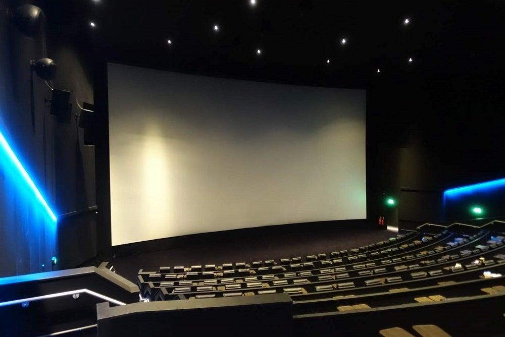 Что такое Dolby Cinema?