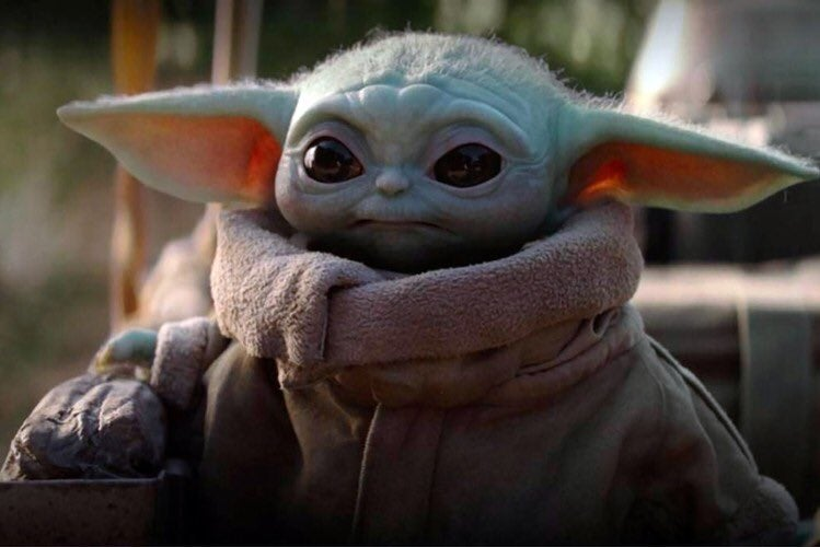 Disney Plus Baby Yoda